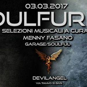 Soulfurico @ DevilAngel   selezione a cura di Menny Fasano [03.03.2017] 1.3