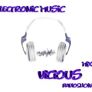 VICIOUS MIX RADIO 25 (David Gil) 08-10-2011(PODCAST)