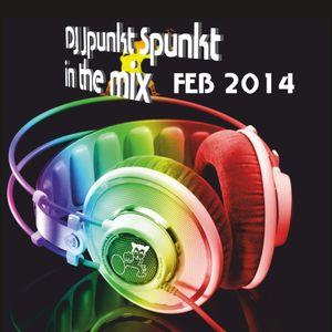 DJ Jpunkt Spunkt - Airplay-Set -February 2014 (LiveSet@cmp)