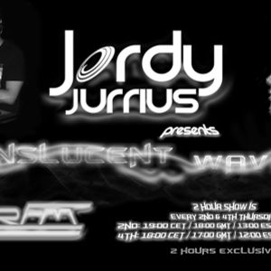 Jordy Jurrius - Translucent Waves Episode 070 (August 23 2012) on LAZERFM.COM