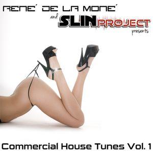 Commercial House Tunes Vol. 1 - Mixed by René de la Moné & Slin Project