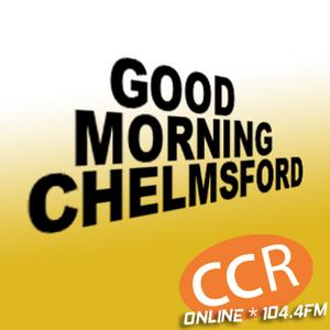 Good Morning Chelmsford - @ccrbreakfast - 27/07/17 - Chelmsford Community Radio