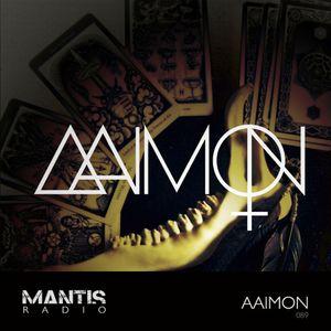 Mantis Radio 089 + ∆AIMON