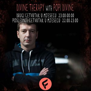 Divine therapy podcast No. 01. @ Force radio - mixed by Popi Divine 24.11.2016.