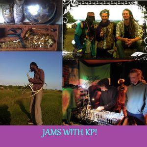 JAMS WITH KP! Part 1 feat Daniel Waples, Droegen Boys, Craig R Ninjah, Liberty, Mike Stanton n more!