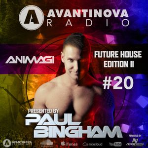 AVANTINOVA RADIO #20 - FUTURE HOUSE SPECIAL II