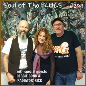 Soul of The Blues with Jeremy Rees #104