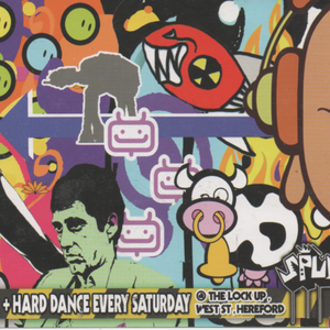 HIXXY & SCOTTY B- DECEMBER 2006- SPUNKY- LOCK UP