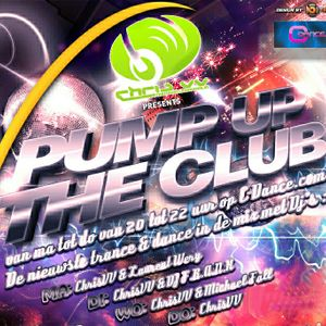 Pump Up The Club met ChrisVV 18/6/2012
