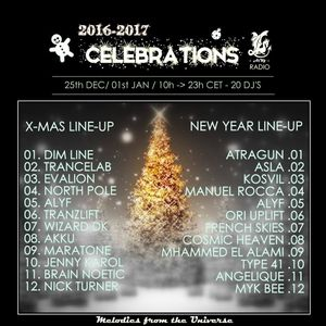 Evalion Presents AlYF Radio Christmas Celebration 2016 (AlYF Radio)