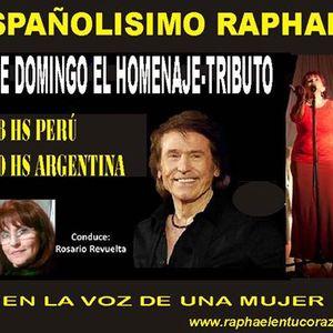 ESPAÑOLISIMO RAPHAEL - programa 24