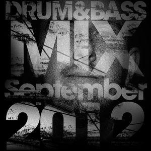 Drum & Bass Mix September 2012