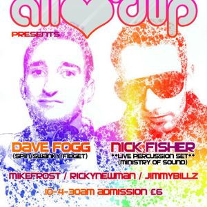All Luv'd Up Promo Mixed By Dave Fogg