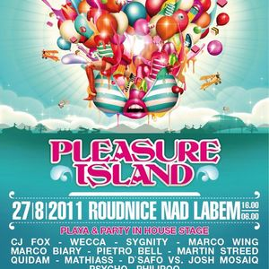 Dj Sygnity - Live At Pleasure Island 2011