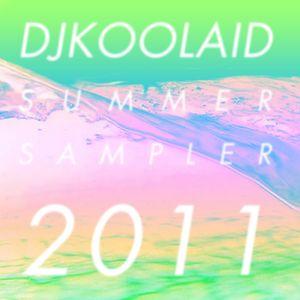 DJ KOOLAID - Summer Sampler 2011