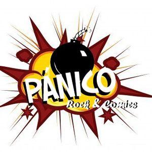 PANICO ROCK AND COMICS 28-04-17 en RADIO LEXIA