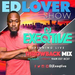 Dj Exeqtive on Ed Lover Show Atlanta Boom 102.9 fm