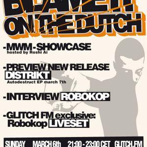 Blame it on the Dutch - Glitch.fm - march 6th - by MWM-recordings - Part 1