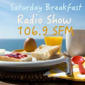 Saturday Breakfast 27 June 2015 jason mccrossan kent radio show swale sittingbourne