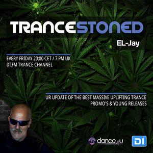 EL-Jay presents TranceStoned 058, DI.fm Trance Channel -2014.01.24