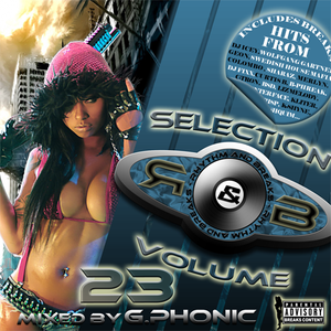 Rhythm & Breaks Selection 023 with G.Phonic