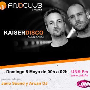 Fin D Club #06 - with Kaiserdisco