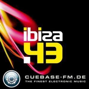 ibiza43 - radio show 21.06.2015 (cuebasefm)