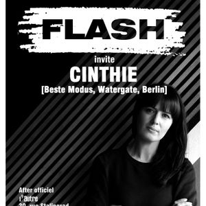 CINTHIE [BesteModus] Full DJ Set @ FLASH Party 03.02.2017 Cri De La Mouette TOULOUSE FR