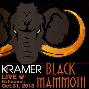 DJ Kramer - Live @ Mighty - Black Mammoth Halloween - Oct.31, 2013