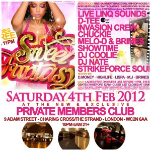 SWEET-FANTASY-Sat4thFeb@PrivateMembersClub(CharingCross)