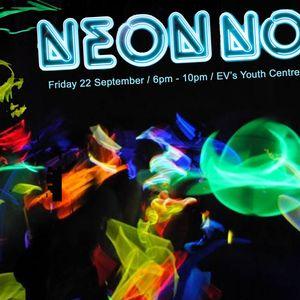 Neon Light Dance Party LIVE
