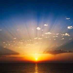 As the sun cometh...