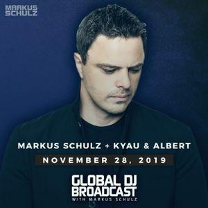 Global DJ Broadcast - Nov 28 2019