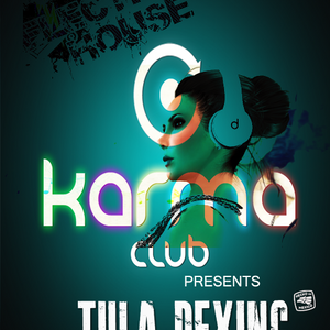 DJ TULA DEXING LIVE SESSION @ KARMA CLUB (ELECTRO / PROGRESSIVE HOUSE)