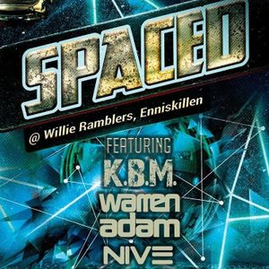 Nive - Spaced @ Willie Ramblers (Launch Night)