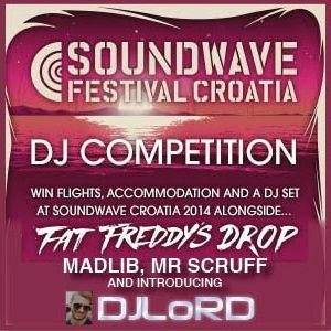 'Soundwave Croatia 2014 DJ Competition Entry'