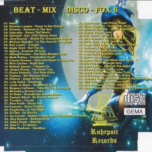 BEAT MIX - DiscoFox 6