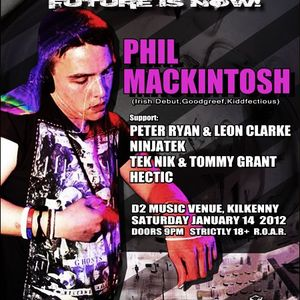 My re rechorded set from statik presents Phill mackintosh