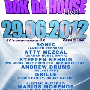Atty Mezcal @ Penn and Diaz One Year Rok da House Live