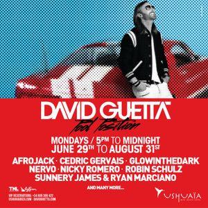 David Guetta - Live at Ushuaia Beach Club, Ibiza - 31-Aug-2015