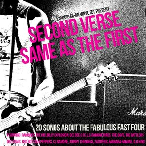 """""""Second Verse, Same as the First"""" Live Vinyl Set (20 songs about the Fabulous Fast Four)"""