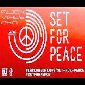 Set for Peace 2016 Alien Virus Oko