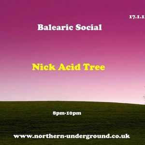 Balearic Social Radio Mix