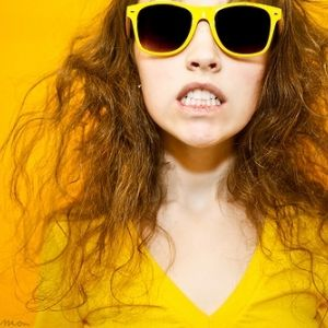 Frizz Hair Mix