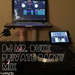 DJ Mr. Duke Private Party Mix #5 Smooth R&B