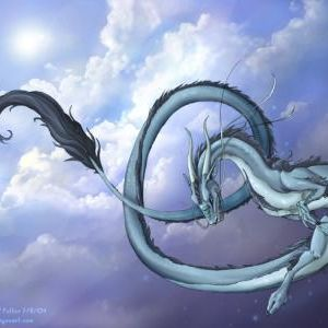 Chial (Dragon of peace and harmony)