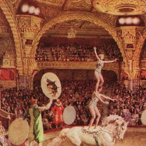 Culture: History of Circus (1768)