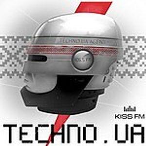 Techno.UA Radioshow, Kiss FM #002 part 1