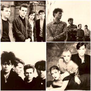 1980's Pop - Part 3: Smiths/Human League/Echo & The Bunnymen/OMD