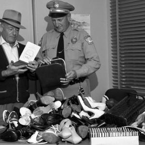 230 - The Shoe Bandit